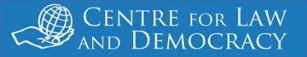 Logo Centre for Law and Democracy