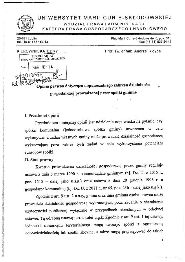 opinia Lublin